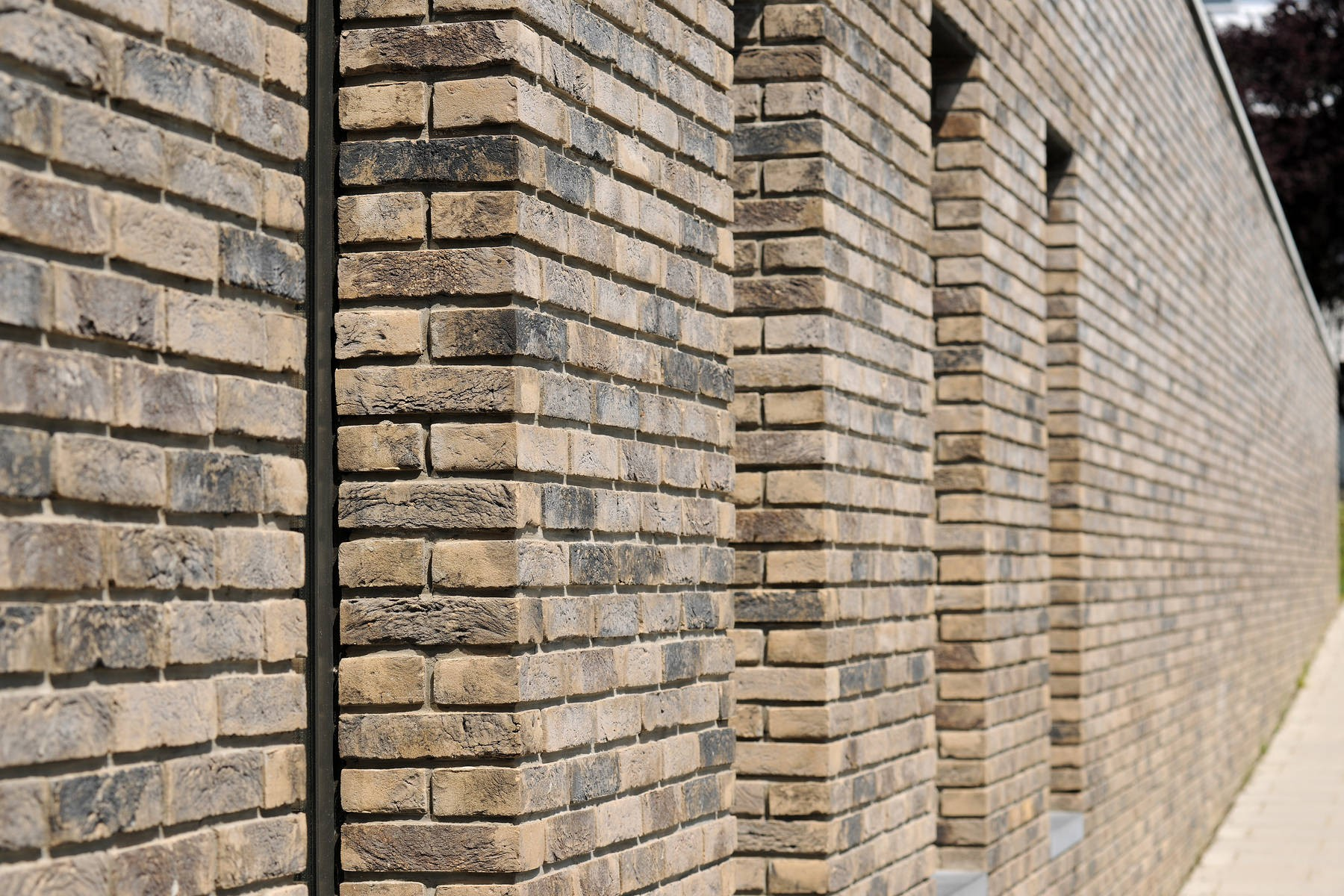 Ceramic bricks