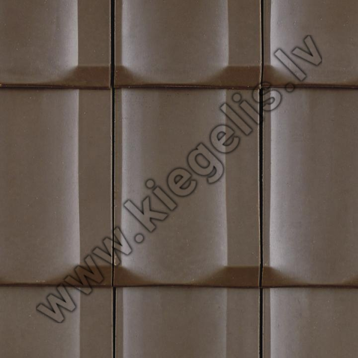 Clay roof tile Jura Nova